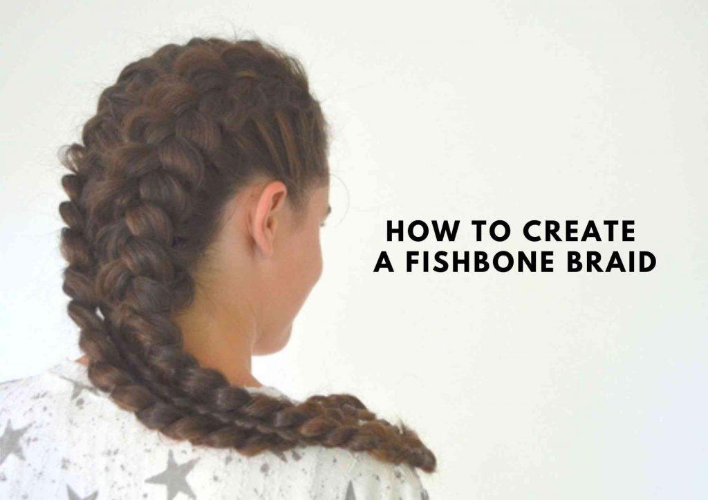 how to do fishbone braid