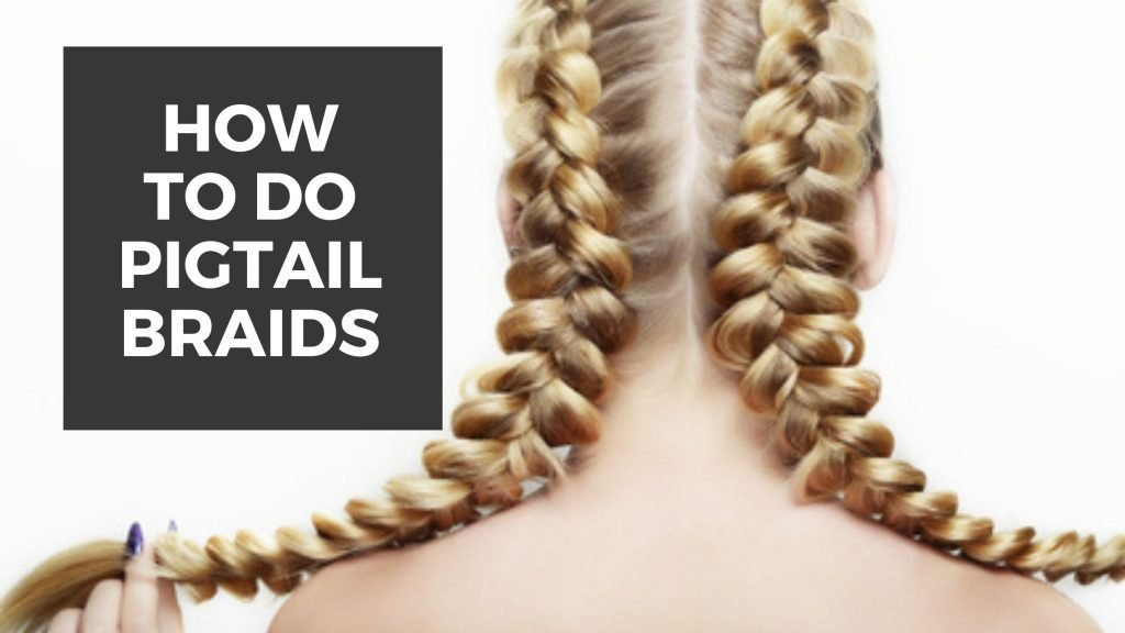 how to do pigtail brands