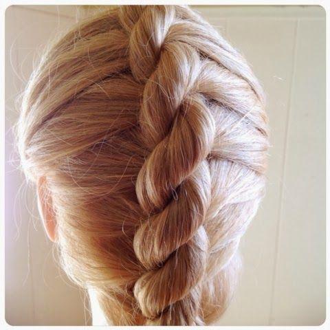 How To Do Rope Twist Braid?
