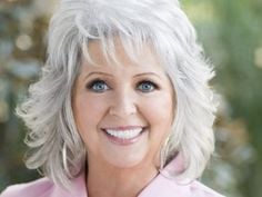 medium length hairstyles for over 50 and overweight,